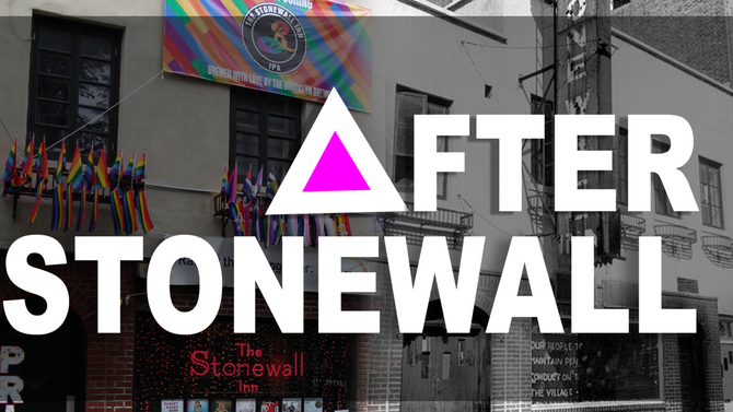 Engagement Project: After Stonewall