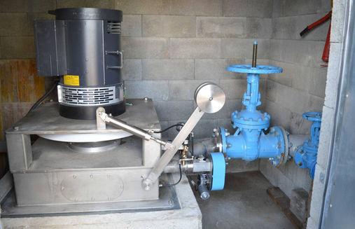 Hydropower plant Gruber