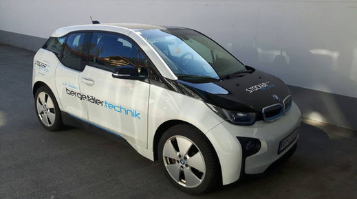 i3 Elektroauto
