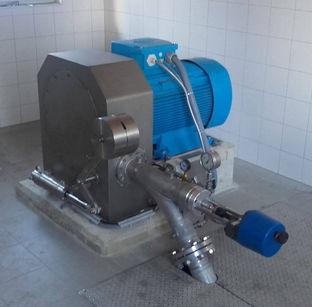Drinking water power plant Häselgehr