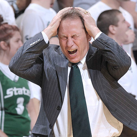 Angry Izzo's lose by 30 (not typo) to Iowa.