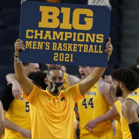 Michigan embarrasses Michigan State to Win Big Ten
