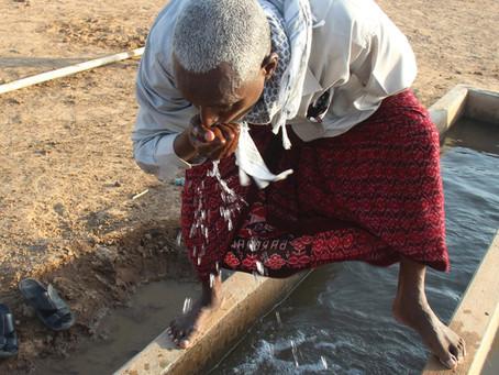 Somalie: La guerre c'est l'urgence de l'eau