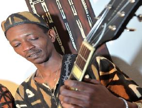 MOMO, artiste et philosophe Burkinabé