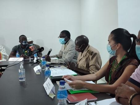Mots d'introduction et de bienvenue du Président de SOS SAHEL International Sénégal