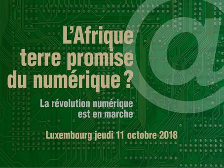Replay de la table ronde : L'Afrique terre promise du numérique?