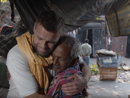 What living on the streets of India taught this world record holding adventurer
