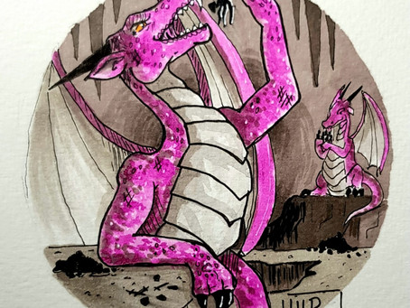 12. Dragon