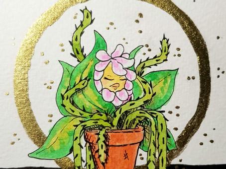 14. Overgrown