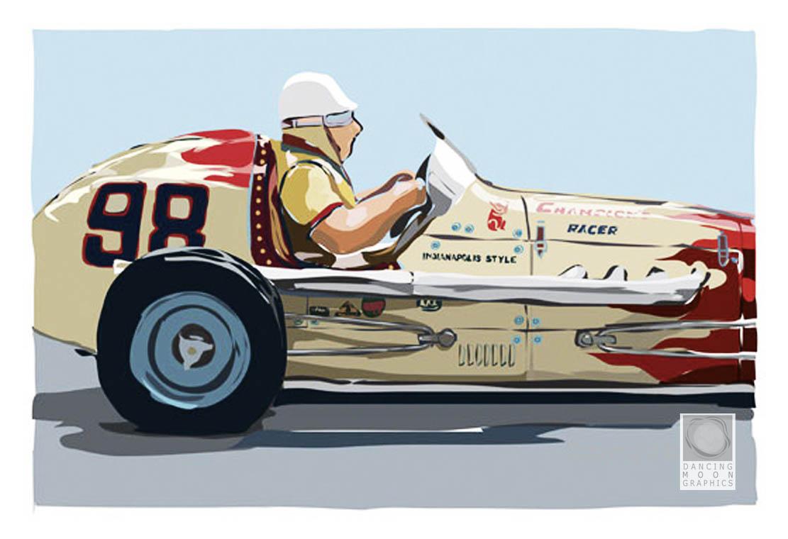 #98-car-#1
