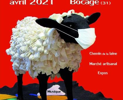 Les Journées de La Laine de Montbrun Bocage (31)