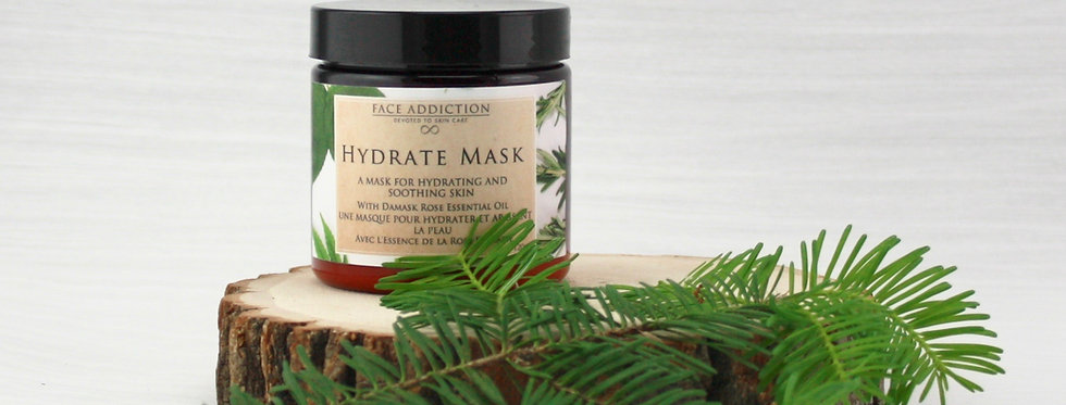 Retail - Hydrate Mask