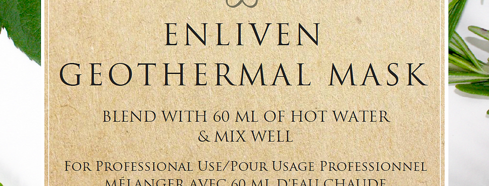 Prof - Enliven Geothermal Treatment (5 treatments)