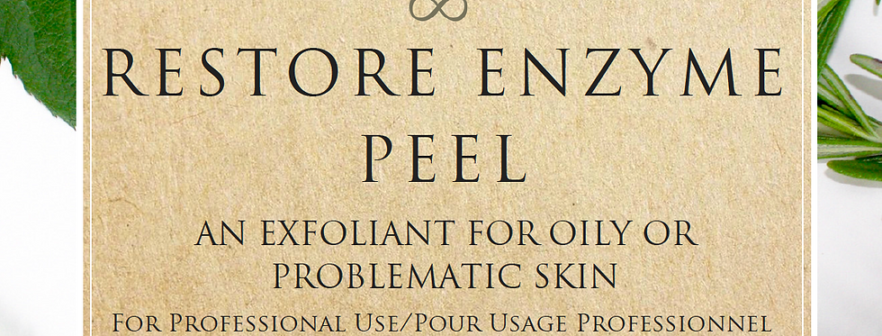 Prof - Restore Enzyme Peel (250mL)