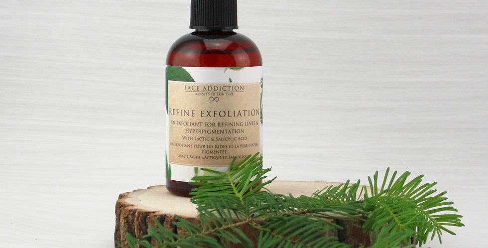 Retail - Refine Exfoliation