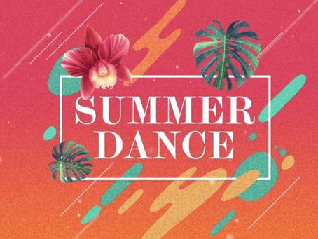 2019 Summer Dance Camp