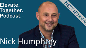 Chairman, Nick Humphrey Features in Elevate Together Podcast
