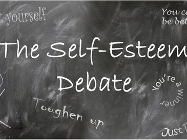The Self Esteem Debate
