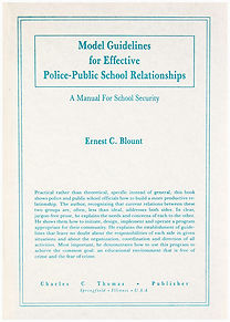 Book Cover: Model Guidelines for Effective Police-Public School Relationships