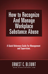 Risk Management Process. Comprehensive analysis of workplace substance abuse, how to effectively manage the issue and mitigate the risk of a lawsuit. A detailed checklist on how to establish and document reasonable suspicion justifying the on demand drug test.