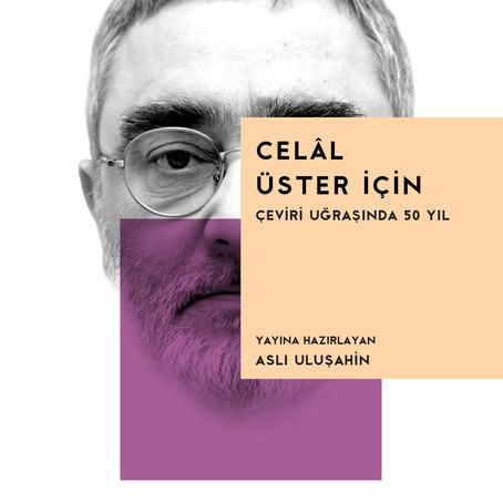 Celâl Üster ile edebiyatta 50 yıl...