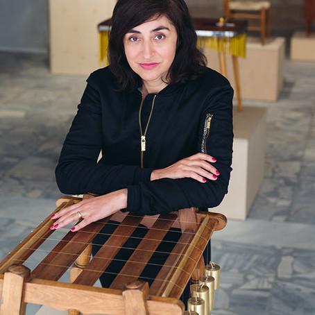 Nevin Aladağ, Ernst-Rietschel Sanat Ödülü'nün sahibi