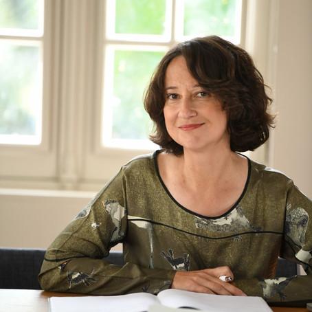 Edebiyat Salonu'nun konuğu: Muriel Barbéry