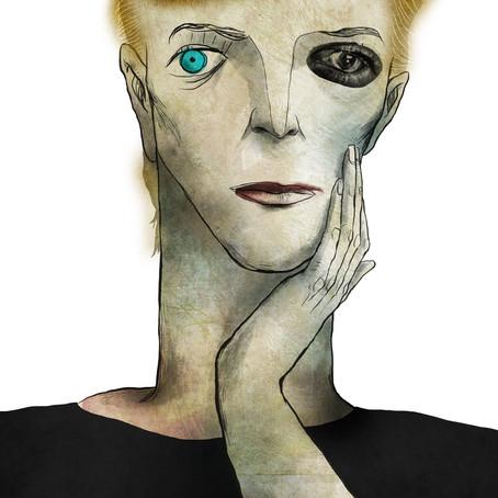 Organik bir uzaylı: David Bowie