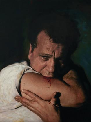 İsmet Doğan'ın portresi