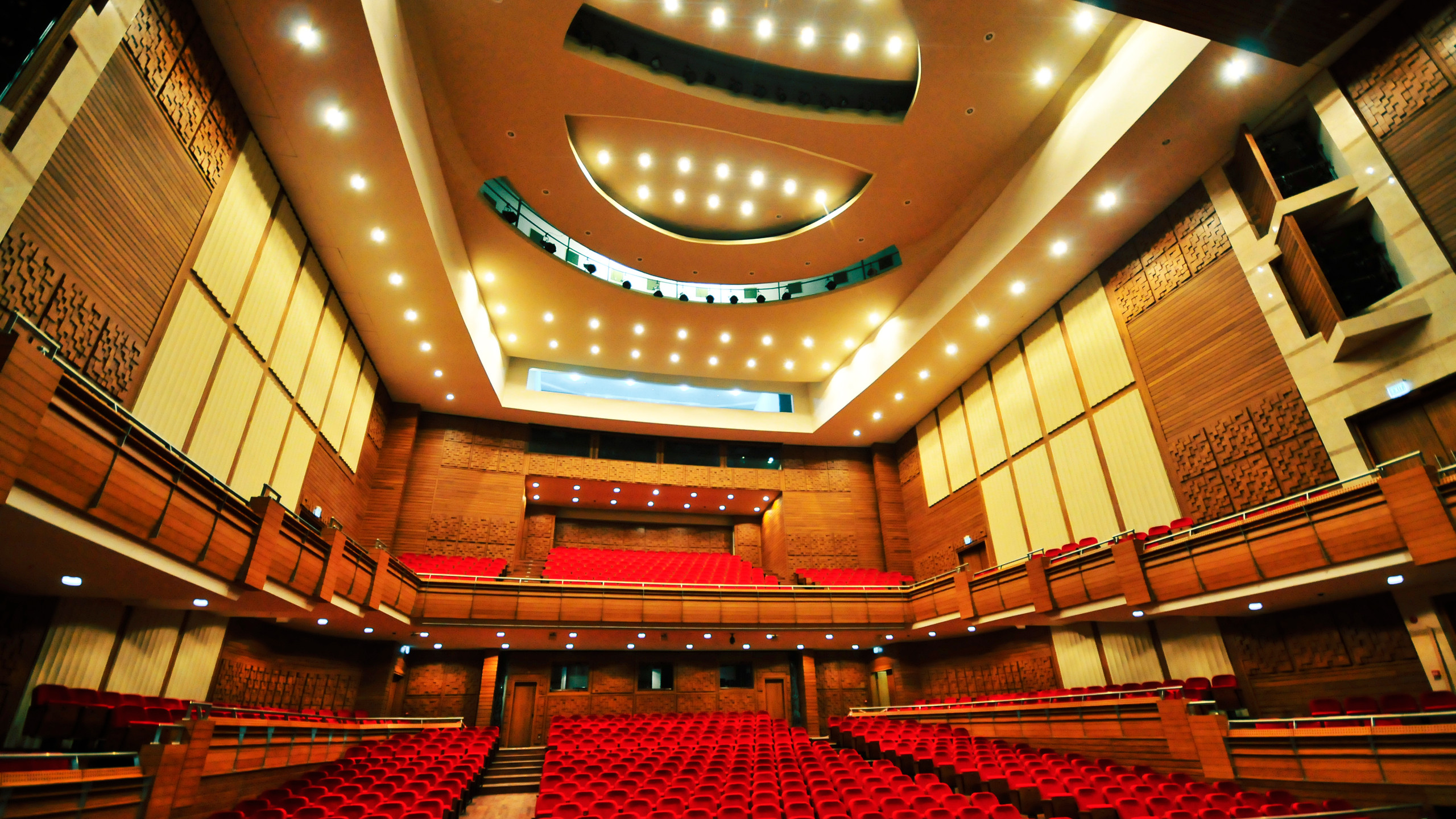 AASSM Konser Salonu