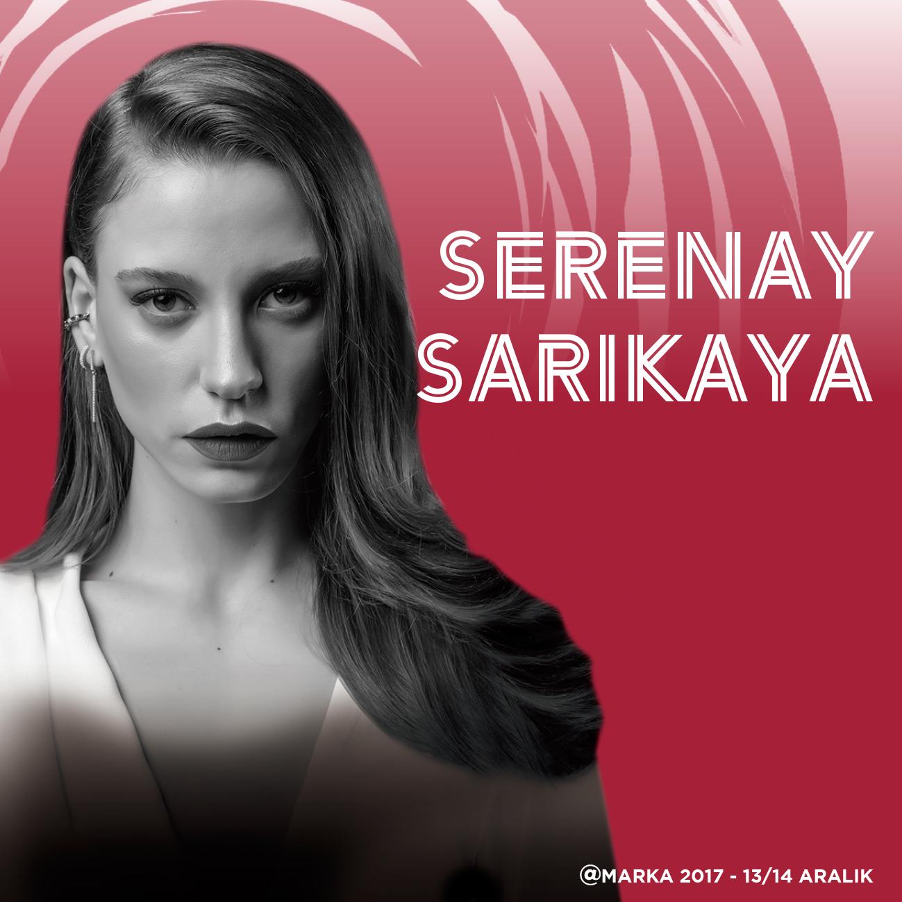 SERENAY SARIKAYA