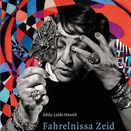 Ressamın eli ve zihni: Fahrünnisa Zeyd