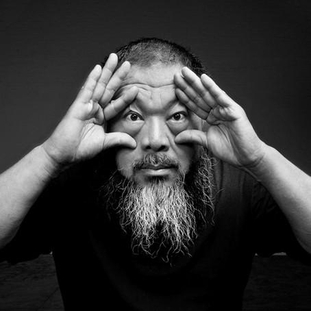 Şimdi'nin sanatçısı Ai Weiwei