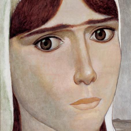 Nuri İyem yüz çalışmaları veya olay mahalli olarak portre sanatı