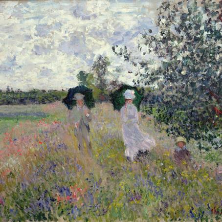 Sakıp Sabancı Müzesi'nin çevrimiçi sergileri Monet ile devam ediyor