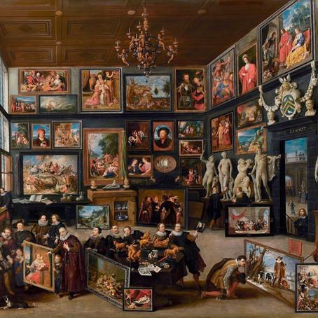 Sanatın heterotopyaları: Galeriler ve müzeler