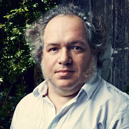 SALON Edebiyat Fransız yazar Mathias Énard'ı ağırlıyor