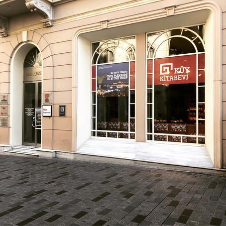 Koç Üniversitesi Yayınları ilk kitabevini İstiklal Caddesi'nde açtı
