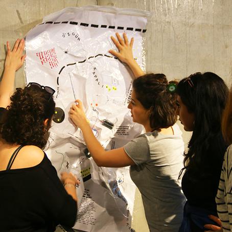 Dijital sanat alanında çalışan sanatçıların uluslararası mobilitesi