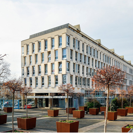 Cité Internationale des Arts Türkiye Atölyesi 2019