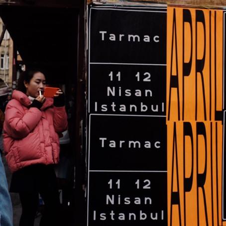 Sokak kültürü festivali TARMAC Beyoğlu'nda