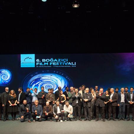 6. Boğaziçi Film Festivali'nin ödülleri belli oldu