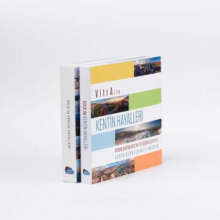 """""""VitrA ile Kentin Hayalleri"""" kitabının ikincisi yayımlandı"""