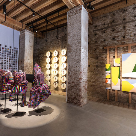 Venedik Bienali: Swatch Pavyonu