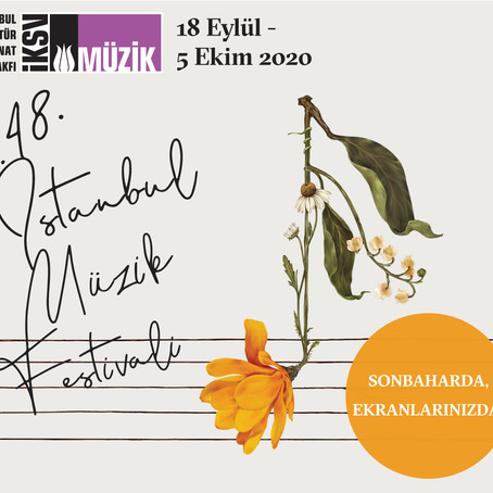 48. İstanbul Müzik Festivali dijitalde başlıyor