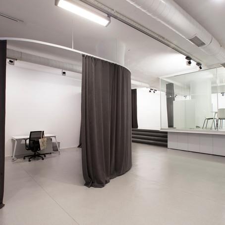 Sanatçılar için yeni bir mekân: SAHA Studio