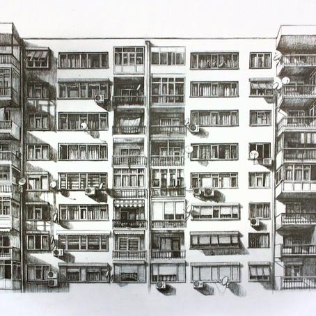 Setenay Alpsoy, İngiltere'dekiThe Trinity Buoy Wharf Drawing Ödülü seçkisinde