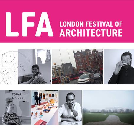 Open Boundary Londra Mimarlık Festivali'nde
