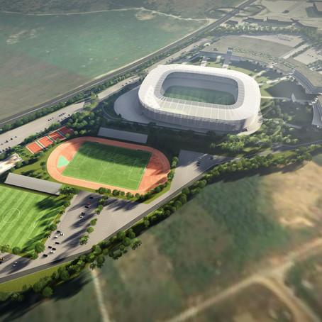 Kosova'nın yeni ulusal stadyumunaTabanlıoğlu Mimarlık imza attı