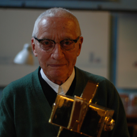 The maker: Alessandro Mendini